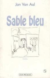 Sable bleu - Couverture - Format classique