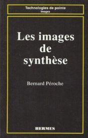 Images de synthese - Couverture - Format classique