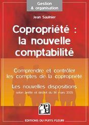Copropriété : la nouvelle comptabilité, les nouvelles dispositions - Intérieur - Format classique