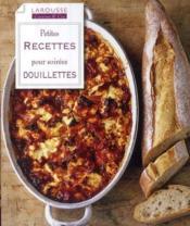 Petites recettes pour soirées douillettes - Couverture - Format classique