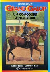 Grand galop t.611 ; un concours à New York - Intérieur - Format classique
