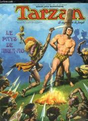 Tarzan. Le Pays De Mua Ao. - Couverture - Format classique