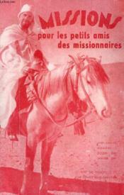 MISSIONS POUR LES PETITS AMIS DES MISSIONNAIRES, 10e ANNEE, N° 1, DEC.-JAN. 1946-1947 - Couverture - Format classique