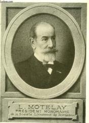Leonce Motelay - Medaillons Bordelais - Livraison N° 83 - Couverture - Format classique