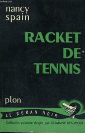 Racket De Tennis - Couverture - Format classique