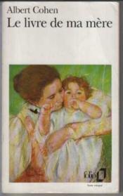 Le livre de ma mère - Couverture - Format classique
