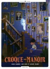 Croque-manoir t.1 - Couverture - Format classique