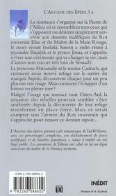 La Citadelle Assiegee T.1 ; Le Livre Du Necromant - 4ème de couverture - Format classique