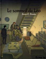 Le sommeil de Léo - Intérieur - Format classique