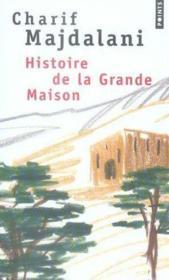 Histoire de la grande maison - Couverture - Format classique