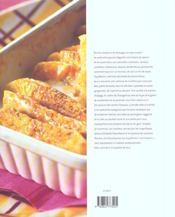 Cuisiner les fromages - 4ème de couverture - Format classique