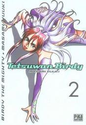 Tetsuwan Birdy t.2 - Intérieur - Format classique