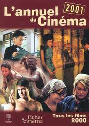 Annuel Du Cinema 2001 (L) - Intérieur - Format classique