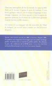 La belle etoile - suivi du tilleul de stalingrad - 4ème de couverture - Format classique