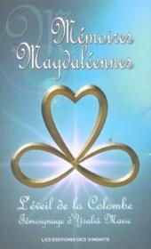 Memoires Magdaleennes - Couverture - Format classique