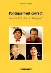 Politiquement correct - Couverture - Format classique