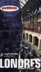 Londres - night and day, le petit fute - Couverture - Format classique