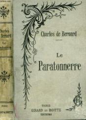 Le Paratonnere. - Couverture - Format classique