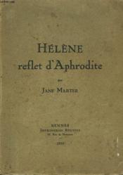 Helene, Reflet D'Aphrodite - Couverture - Format classique