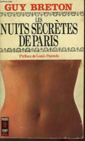 Les Nuits Secretes De Paris - Couverture - Format classique