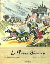 Le Prince Bucheron - Couverture - Format classique