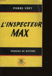 L'Inspecteur Max - Couverture - Format classique