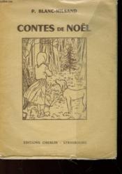 Contes De Noel - Couverture - Format classique