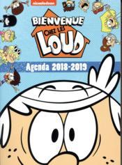 Bienvenue chez les Loud ; agenda - Couverture - Format classique