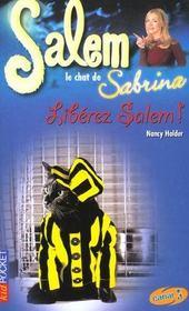 Salem T.8 ; Liberez Salem - Intérieur - Format classique