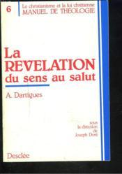 Revelation Manuel 6 - Couverture - Format classique