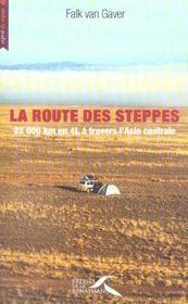 La route des steppes - Intérieur - Format classique