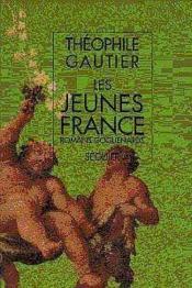 Les Jeunes France - Romans Goguenards - Couverture - Format classique