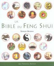 La bible du feng shui - Intérieur - Format classique