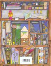 Le livre disparu - 4ème de couverture - Format classique