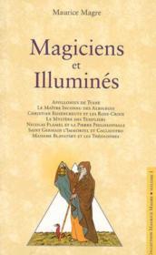 Magiciens et illumines - Couverture - Format classique