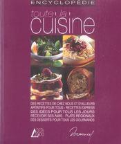 Encyclopedie toute la cuisine - Intérieur - Format classique