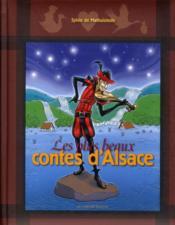 Les plus beaux contes d'Alsace - Couverture - Format classique