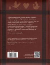 Les plus beaux contes d'Alsace - 4ème de couverture - Format classique