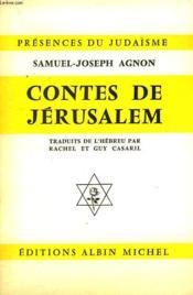 Contes De Jerusalem - Couverture - Format classique
