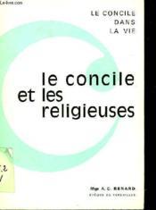 Le Concile Et Les Religieuses - Couverture - Format classique