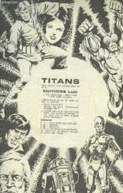 Titans N°60 - Couverture - Format classique