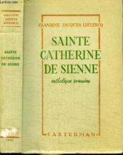 Sainte Catherine De Sienne - Catholique Romaine - Couverture - Format classique
