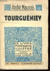Tourgueniev - N°190 - Couverture - Format classique