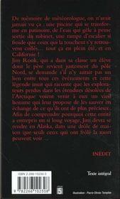 Rook T.4 ; Magie Des Neiges - 4ème de couverture - Format classique