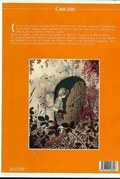 Grimion Gant De Cuir T.1; Sirene - 4ème de couverture - Format classique