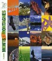 Monts et montagnes - Intérieur - Format classique