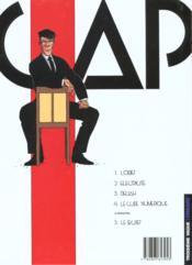 Capricorne T.4 ; le cube numérique - 4ème de couverture - Format classique