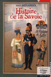 Histoire de la savoie ; 5e edition - Couverture - Format classique