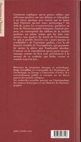 Vercingetorix ou le mirage d'alesia - 4ème de couverture - Format classique