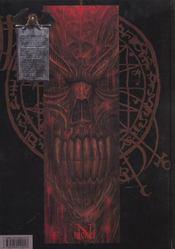 Requiem T.2 ; Dance Macabre - 4ème de couverture - Format classique